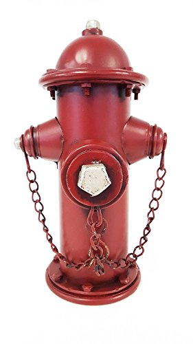 Metal Fire Hydrant Bank