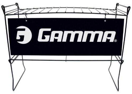 Gamma Schlägerständer, Schwarz