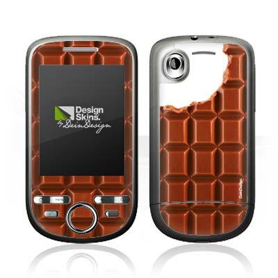 DeinDesign HTC Tattoo Case Skin Sticker aus Vinyl-Folie Aufkleber Schokolade Chocolate Schoko