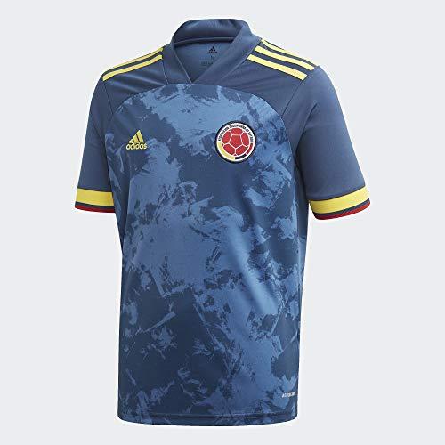 adidas Fcf A JSY Y Camiseta, Niños, marnoc, 140 (9/10 años)
