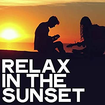 Relax in the Sunset