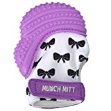 Malarkey Kids Munch Mitt Teething Mitten - The ORIGINAL Mom-Invented...