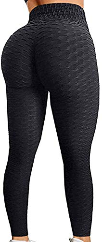 JGS1996 Women's High Waist Yoga Pants Tummy Control Slimming Booty Leggings Workout Running Butt Lift Tights