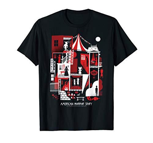 American Horror Story House Of Horrors T-Shirt