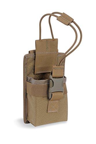 Tasmanian Tiger TT Tac Pouch 3 Radio Sacoche Radio; Compatible Molle ; 16 x 11 x 2 cm (Coyote Brown)