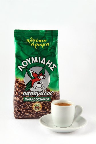 Loumidis Cafe Grec Traditionel 500 gr. griechischer Mokka Mocca Kaffee