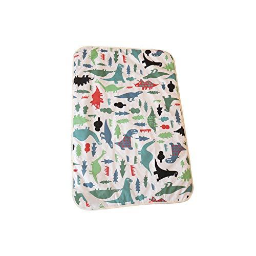 Yisily Empapadores Perros,Transpirable colchón lámina Impermeable Cama cojín Reutilizable Cambiador de pañales para bebé Infantil Suave orina Estera Absorbente Mojar la Cama Colchón