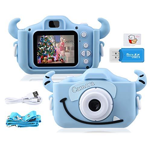 "Kinder Kamera, 2.0""Display 1080PHD 20MP GREPRO..."