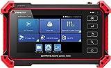 Triplett 8150 CamView IP Pro 5 CCTV Security Camera Tester with 5' Touchscreen - 4K / 1080P IP, Analog, TVI, CVI, AHD