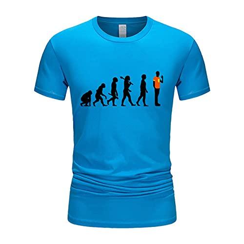 SSBZYES Camiseta para Hombre Verano Camiseta De Manga Corta para Hombre Cuello En V para Hombre Manga Corta Código Europeo Moda Color Sólido Camiseta De Manga Corta Personalidad Slim Casual Bottoming