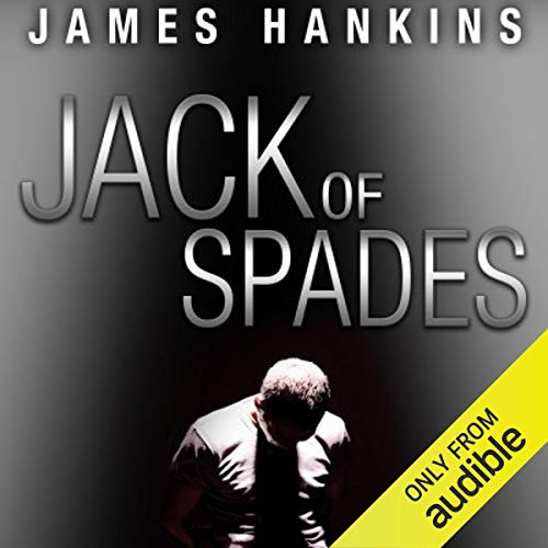 Jack of Spades audiobook cover art