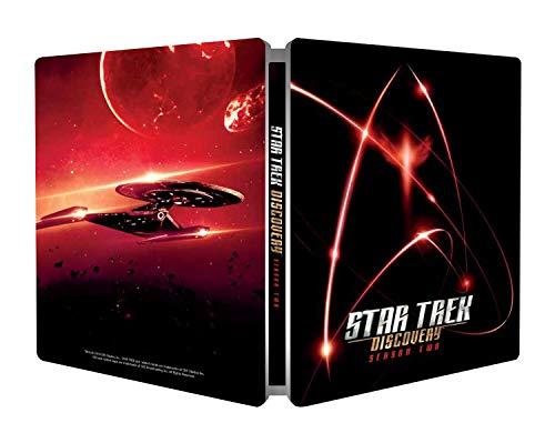 Star Trek Discovery: Stagione 2 Steelbook (Box Set) (4 Blu Ray)