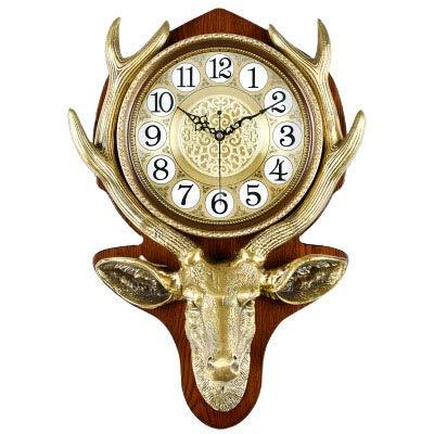 Reloj De Pared De Madera, Reloj De Pared Silencioso, Reloj De Pared Decorativo Silencioso con Rama En Forma De Manos para Sala De Estar Dormitorio Dormitorio Habitación Cocina Oficina Oficina