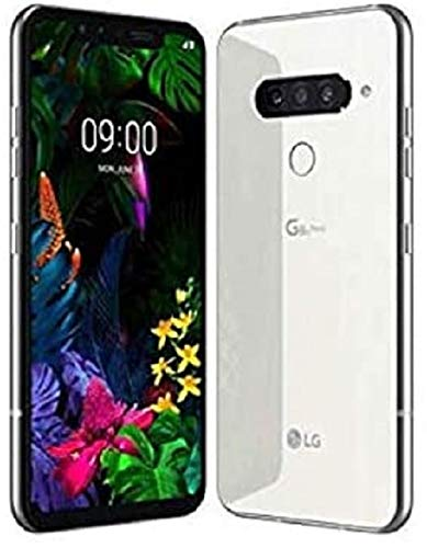 LG G8s Smartphone (15,77 cm (6,21 Zoll) OLED Display, 128 GB interner Speicher, 6 GB RAM, DTX:X Sound, Android 9) Mirror White