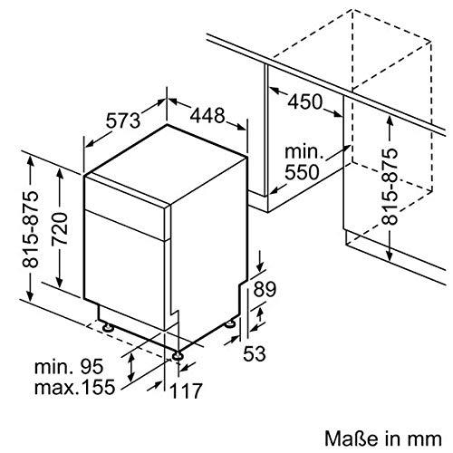Bild 10: Bosch SPU4HKS53E Serie 4