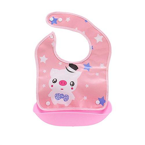 Trois Baby Dribble Bandana Disney Bavoirs Winnie l/'ourson Minnie Micky Imperméable