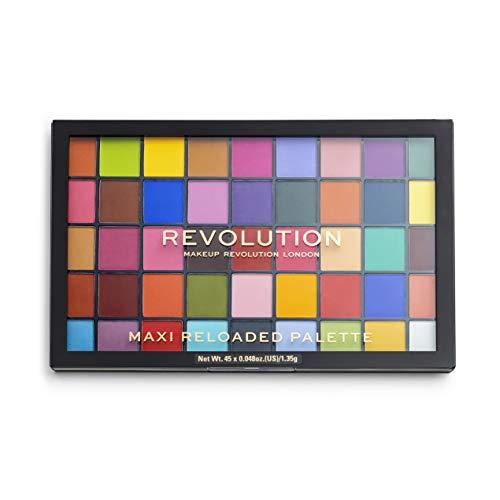 1108737Revolution Beauty Maxi Palette Ricarica Monster Mattes