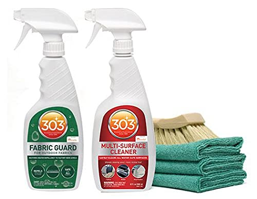 303 High Tech Fabric Guard & Cleaner Combo - Cloth...