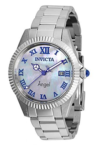 Invicta Angel 36057 argento Orologio Donna Quarzo - 38mm