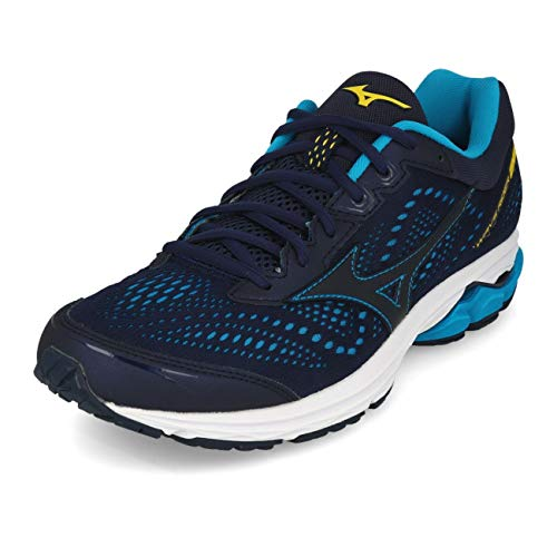 Mizuno Wave Rider 22 Women's Running Shoes - 4.5 Black