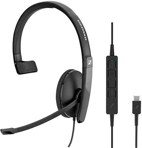 Sennheiser SC 130 Headset USB-C Mono 508353