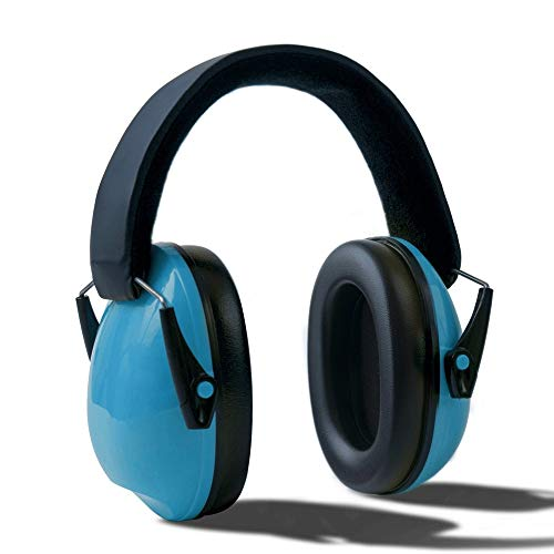 Ear Muffs Earmoffs voor kinderen met gehoorbescherming, voor 2 jaar of ouder Eén maat blauw