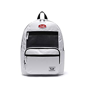 DAYLIFE デーライフLayer Backpack レイヤーバックパック学生鞄 防水リュック [並行輸入品] (ホワイト)