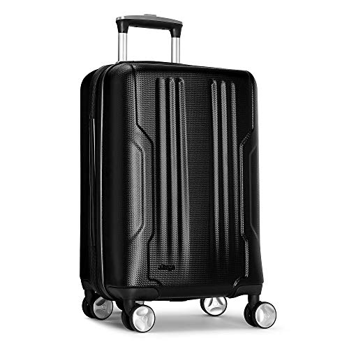 eBags Monument 22 Inches Carry-On Spinner (Black)