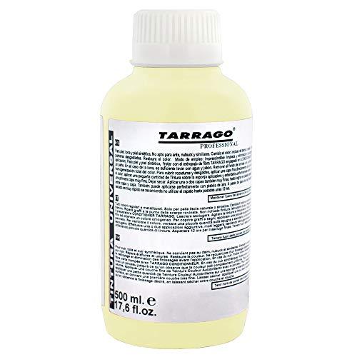 Tarrago | Universelle Tinktur 500 ml | Farbstoff für Leder, Canvas und Kunstleder (gelb 07)