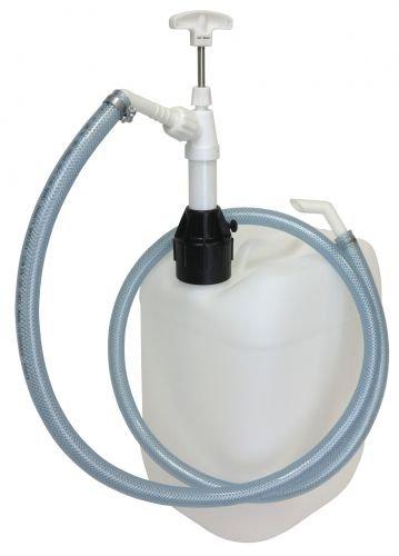 Kanister-Liftpumpe KLP-C25 für Chemikalien, Verdünner, Lösungsmittel, Frostschutz