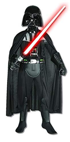 Rubie's 3882014 - Darth Vader Deluxe Child Kostüm, M