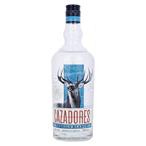 Cazadores Tequila Blanco 40,00% 0,70 Liter