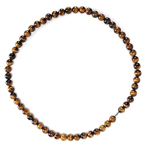 RUIRUIY Collar de Cristal Pulsera con imán Accesorio de joyería Regalo de cumpleaños para Amante de la Familia