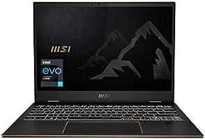 "MSI Summit E13 Flip Evo Professional Laptop: 13"" IPS-Level Touch Screen, Intel core i7-1185G7, Iris Xe, 16GB RAM, 512GB..."