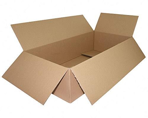 Faltkarton 800x400x200mm 1wellig DICKWELLE B-WARE/Solange der Vorrat reicht!, 40 Stück