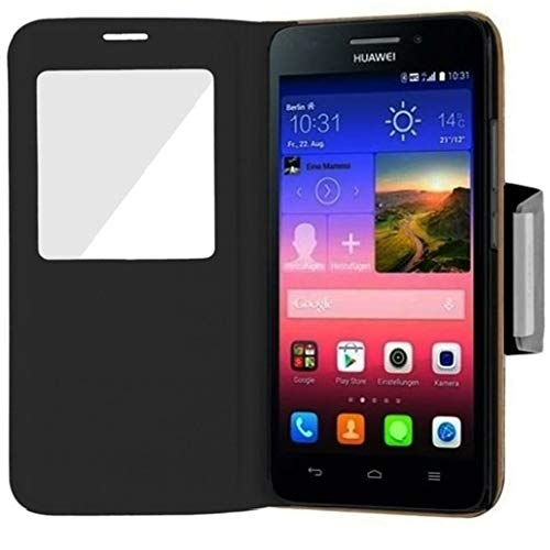 iPOMCASE Coque Protection Pochette pour Huawei Ascend Y550