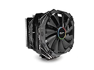 Cryorig R1 Ultimate Dual Tower Heatsink for AMD/Intel CPU - Black (B00HUHC3WY) | Amazon price tracker / tracking, Amazon price history charts, Amazon price watches, Amazon price drop alerts