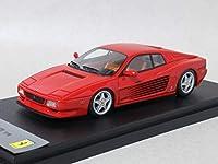 フェラーリ 512 TR U.S.Aバージョン 1992 レッド