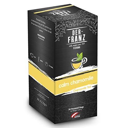 Der Franz Tè alla camomilla Calm Chamomile in bustine piramidale, 30 x 2.5 g