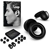 Loop Earplugs for Noise Reduction High Fidelity Ear Protection