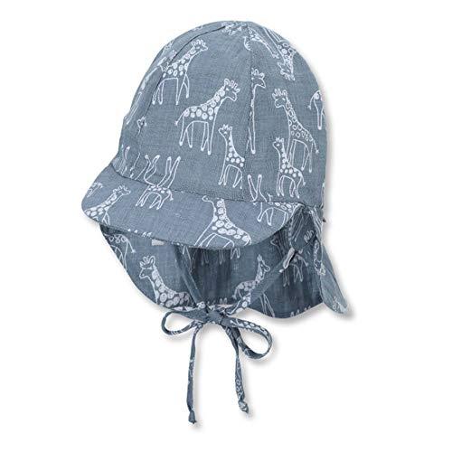 Sterntaler Baby Jungen Strumpfhose Uni Dp Winter Hut, Blau, 51 EU