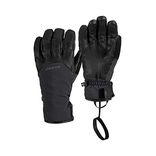 Mammut Stoney Handschuhe, Black, 10