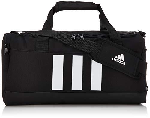 Adidas GN2041 3S DUFFLE S Sporttasche Unisex - Erwachsene schwarz/weiß NS