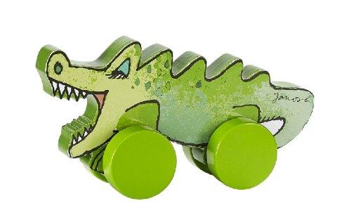 Beluga Jouets 65026 – Janosch après zieh Figurine Crocodile
