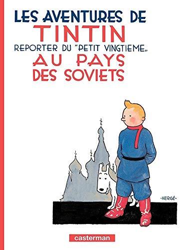Les Aventures de Tintin, Tome 1 : Tintin reporter du \