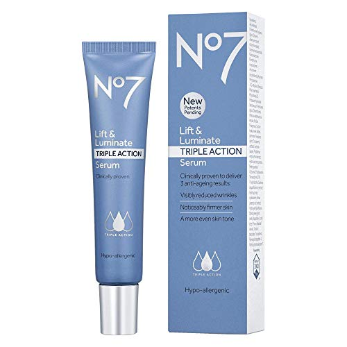 No7 Lift & Luminate Triple Action Serum 50ml by No. 7