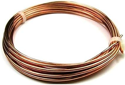 Copper Round Wire 0.7mm 10m Pack