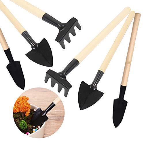 Liwein Mini Herramientas de Jardín, Pequeñas Kit Cuidado d
