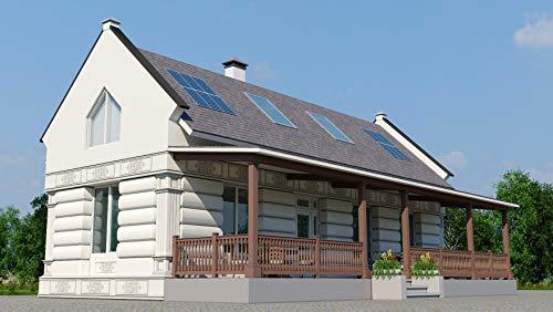 DAHIR INSAAT Das Modular Haus 2x5 100 m²