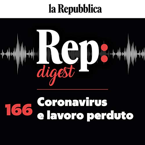 Coronavirus e lavoro perduto copertina